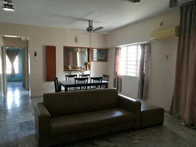 Pertiwi indah, taman maluri fully furnished for rent