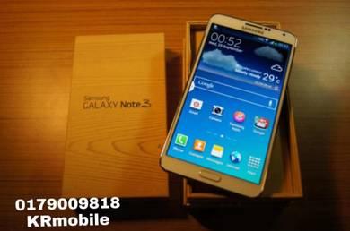 Samsung -Note 3 Tiptop murah