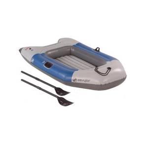 19rag ev sevylor colossus 2 person boat with oar