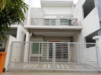 Double Storey Terrace House Nusari Bayu 2B, Bdr Sri Sendayan, Sbn, N9