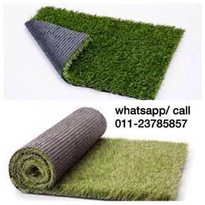 Rumput karpet tiruan & garden artificial grass
