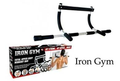 Iron Gym home exercise(01)