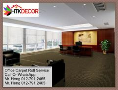 Office Carpet Roll Modern With Install XK86
