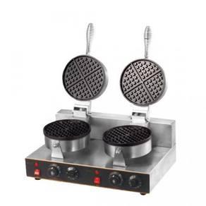 Double Waffle Maker