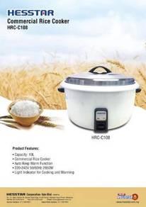 Hesstar 10L Commercial Rice Cooker HRC-C108