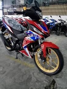Honda rs 150 (muka )