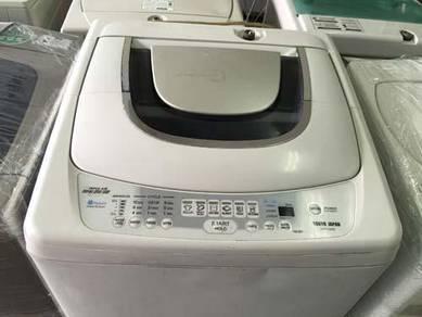 Toshiba 9KG Top Mesin Basuh Washing Washer Machine