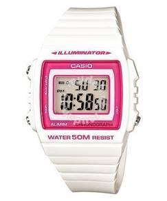Watch - Casio Chronograph W215-7A2 - ORIGINAL