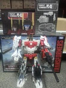 Transformers combiner war UW-01