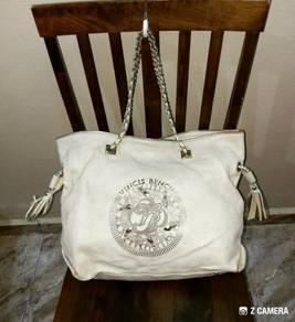 Shoulder Bag Leather Vincis Bench