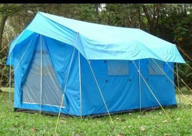 Khemah Rumah (6 Orang)