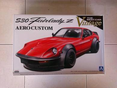 1-24 Nissan S30 240z Fairlady Z Aero Custom kit