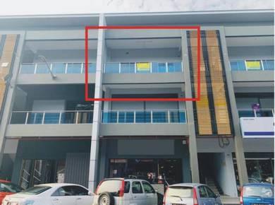 2nd Floor of 3 Storey Intermediate Shophouse, Kubota Sentral