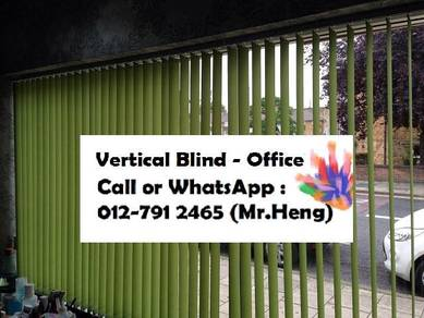 Office Vertical Blind - with install MMB5