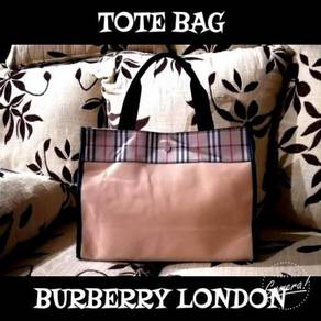 Tote Bag Authentic 8urberry London