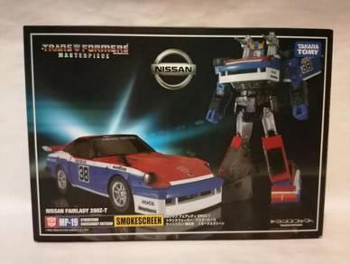 Transformers MP19: MP-19 Smokescreen