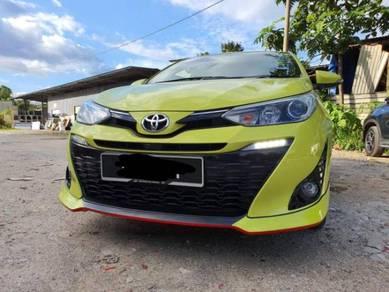 Toyota Yaris 2019 OEM Bodykit ABS