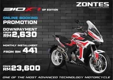 Zontes ZT310-X ZT310X ZT 310 X ZT310 X GP EDITION