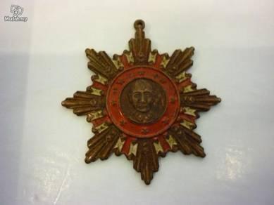 Old China Medal(Medal 2)