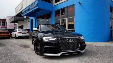 Audi A5 RS5 facelift front conversion bodykit RS 5