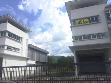 NEW 3 sty Semi-D Factory Semenyih Integrated Industrial Park, Semenyih