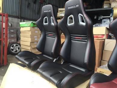 SSCUS EVO PU Racing Seat WIRA waja gen2 persona 2