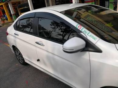 City modulo 2014 2019 door visor quality klang