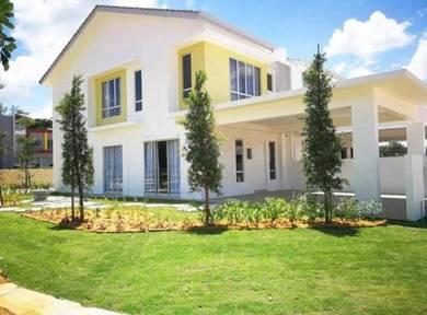 Tiara Sendayan Casadia 20x65 4B&3R Double Storey Bandar Sri Sendayan