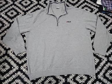 Fila sweatshirt size 5L