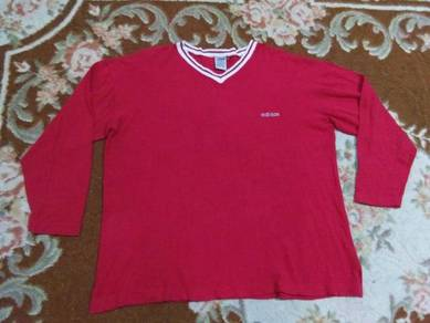 ADIDAS TREFOIL long sleeve fits to size xl