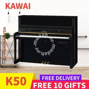 Kawai K50 Upright Piano Free 10 Gifts