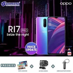 OPPO R17 PRO (8GB RAM   128GB ROM)MYset