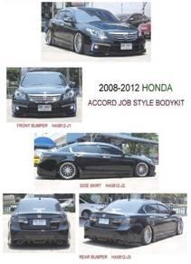 Honda Accord 08 13 J Style Bodykit body kit bumper