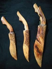 Parang Lapah Handmade