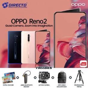 OPPO Reno 2 (8GB/256GB | 20X ZOOM)
