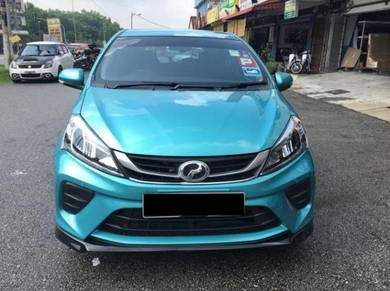 Perodua Myvi 2018-2019 Gear Up Bodykit