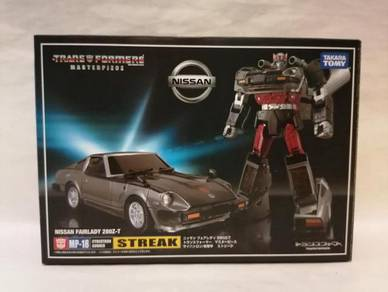 Transformers: MP-18 Streak
