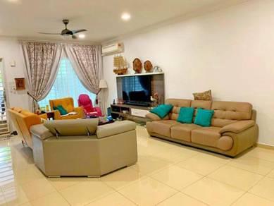 Full Reno Freehold 20 x 83 Nice House Zenith Residence Seri Kembangan