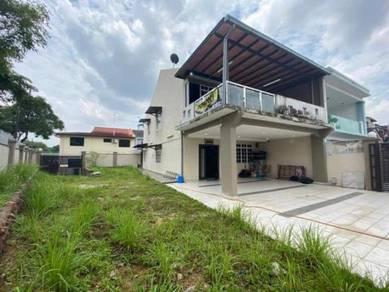 Taman Desa Harmoni 4k land area Freehold renovated full loan cash out