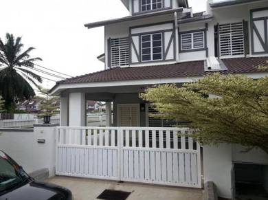 Victoria Cottage ,new ,fully furnish for Rent ,in Sitiawan Town center
