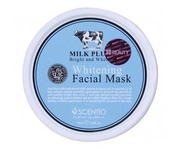 Beauty Buffet Milk Plus Q10 Whitening Facial Mask