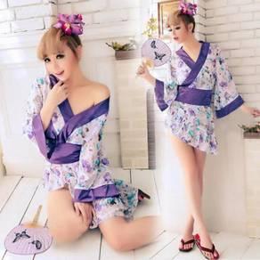 8175 sexy kimono dress