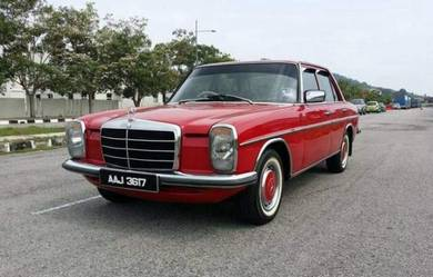 Vintage Mercedes For Photoshooting or Wedding Car