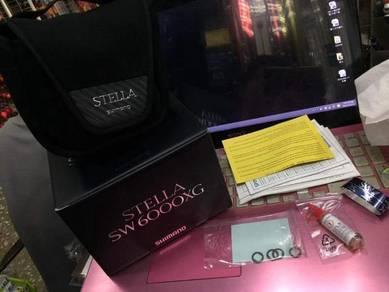 Stella sw6000xg japan