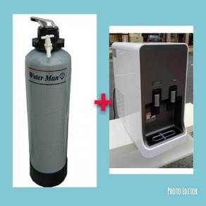Penapis Air COMBO Alkaline Hot & Cold 7j61