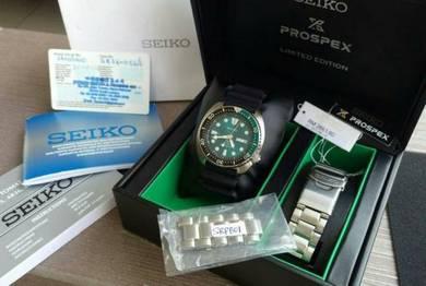 Seiko Green Turtle Fullbox