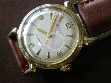 Vintage Bulova Gold Filled