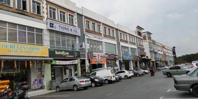 Nusa Sentral Completed Shoplot Three Storey - Zero Downpayment
