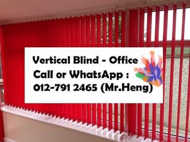 Simple Use Office Vertical Blind QA79