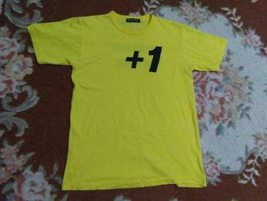 Vintage 24 hour television t shirt size L 2011